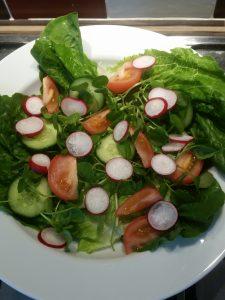 British Garden Salad