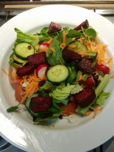 British Garden Salad - Mark 2!